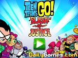 Teen titans go slash of justice